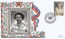(18985) Maldives Benham FDC Queen Coronation 2003