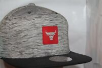 Chicago Bulls NBA Mitchell & Ness Brushed Melange Snapback,Hat,Cap   $32.00 NEW