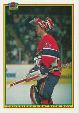 New listing Patrick Roy - 1990-91 Bowman - # 50 - Canadiens