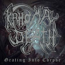 Krhoma Death – Grating Into Corpse  CD   Death Metal