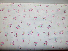Riley Blake Sweet HomePink quilting/patchwork fabric, fat quarter