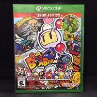 Super Bomberman R Shiny-Edition (Xbox One) BRAND NEW/ Region Free