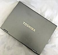 Toshiba Tecra A9 Centrino Duo PTS52A-0CT017 (Faulty, Missing Parts, For Parts)