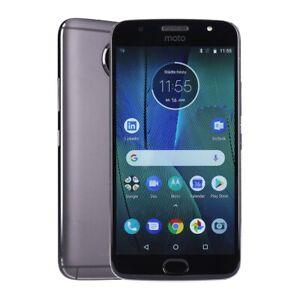 Motorola Moto G5s Plus Dual-SIM 32GB Grau Smartphone Gebrauchtware akzeptabel