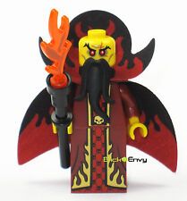 2015 LEGO #71008 Minifigures Series 13 Evil Wizard Minifigure New Sealed