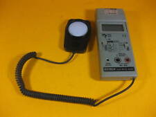 Extech Lightmeter Footcandle FC/Luxmeter -- 401025 -- Used