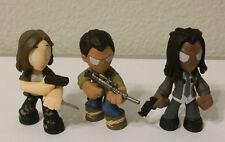 Funko Walking Dead Series 4 Mystery Mini - Tara Sasha Michonne Set of 3