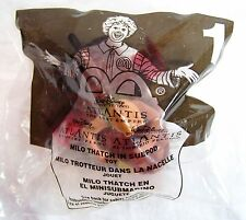 2001 Vintage McDonalds Happy Meal Disney ATLANTIS Milo Thatch Subpod #1 MIP C10!