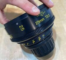 Cooke Speed Panchro 25mm f/2.0 Series 3 Tls Rehoused Lens