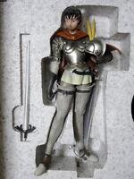 Berserk Casca Resin Statue Hawk Soldiers ART OF WAR Figure Girls