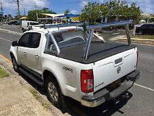 Tradesman Rack set - Holden RG Colorado / Isuzu Dmax
