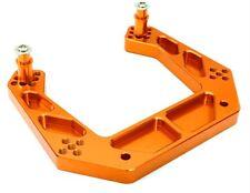 Integy Aluminum Front Shock Tower Traxxas Rustler Slash Stampede 2WD VXL Orange