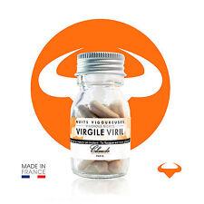 Aphrodisiaques Provocateur D'érection Virgile Viril X 28 - CLAUDE APHRODISIACS