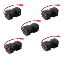 5 x Battery Receiver Case Pack Compartment 02070 For RC HSP 1:8 1:10 1:16 Car
