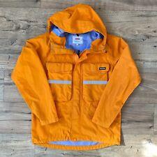 Supreme Hi-Vis Taped Seam Jacket