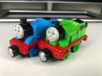 Thomas & Friends Take Along N Play Die Cast Metal Train Thomas And Percy #293