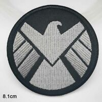 SHIELD Logo Marvel Patch for Embroidery Cloth Patches Badge Iron Sew On
