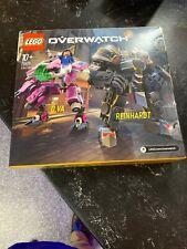 LEGO Overwatch D.Va Vs Reinhardt - 75973