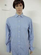 Klassische Hemden Mens Ralph Lauren Shirt Regent Classic Fit Long Sleeve 17 Collar Excellent P35