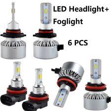 9005 H11 H8 LED Headlight Fog Light For Toyota Camry 2007-2013 4Runner 2010-2017