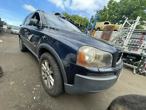2004 Volvo XC90  turbo diesel automatic FRONT GRILL   Breaking Full Car