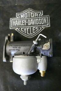 Harley Linkert M 74B Panhead 1 Hydra Glide Duo Glide