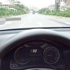 2018 Universal Car GPS HUD Speedometer Voltage Monitor Head Up Display KMH MPH