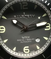 "Ralf Tech WRX ""C"" Night Swiss Automatic 400m Limited Grey Dial 48mm PVD Steel"