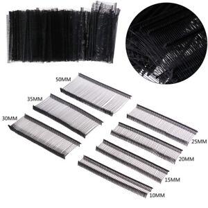 5000Pcs Black Eco-friendly Clothing Garment Price Label Tagging Tag Gun Ba dn