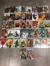 MARVEL COMICS WOLVERINE VOL 1-20, 300-317, 900, 1000 JASON AARON LOGAN ANNUAL