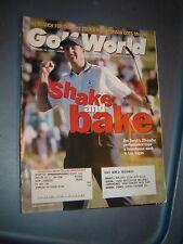 October 22, 1999 old vintage Golf World magazine
