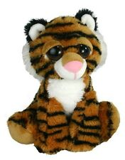 DREAMY EYES LARGE GOLD TIGER 28CMS / 11 INCHES BRAND NEW