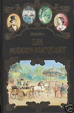 Livre les Rougon-Macquart Emile Zola