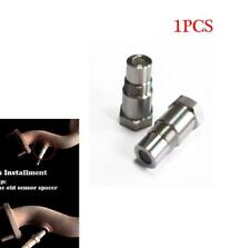 180 Degree CEL Check Engine Light Fix O2 Sensor Bungs Mini Catalytic Converter