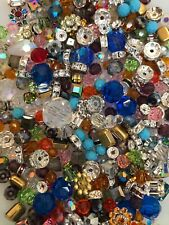 SWAROVSKI CRYSTAL BEADS & FINDINGS LOT a JACKPOT of Fun for all Ages #3