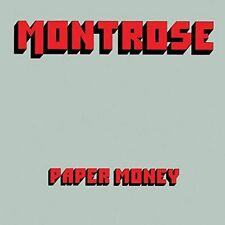 *NEW* CD Album Montrose - Paper Money (Mini LP Style Card Case)