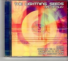 (FH768) Life Of Riley - The Lightning Seeds Collection - 2003 CD