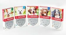 Bayer Advantix Spot on per cani 4 pipette - FREE SHIPPING