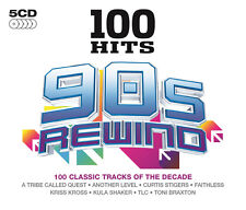 100 Hits - 90s Rewind Audio CD Various Artists
