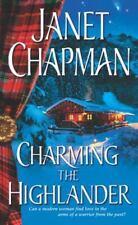 Charming the Highlander Janet Chapman 2003 Paperback Pine Creek Highlander Serie