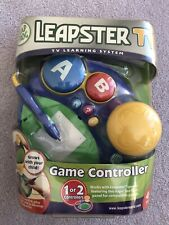 Leap Frog Leapster TV Learning System Joystick Game Controller New & Sealed