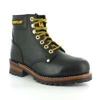 CAT Caterpillar Sequoia Steel Toe Cap Mens Work Boots Size 6-13 UK