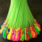111Pcs Magic Water Balloons Bombs Kids Toys Garden Game Party Summer Refill