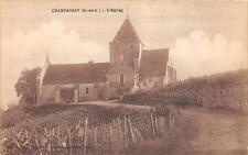 CPA 71 CHAMPAGNAT L'EGLISE
