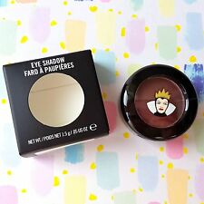 Authentic MAC Frost Eyeshadow *VAINGLORIOUS* Burgundy VENOMOUS VILLAINS Rare!