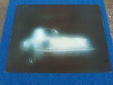 1974 Porsche 911 RS RSR Dealer Showroom Poster