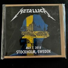 METALLICA / WorldWired Tour / Ericsson Globe, Stockholm, Sweden / May 07, 2018