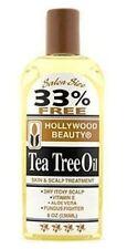 Hollywood Beauty Tea Tree Oil Skin - Scalp Treatment, 8 oz