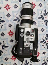 Canon Auto Zoom 1014 Electronic Super 8 Movie Camera