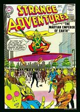 Strange Adventures #152 NM 9.4 blanc cassé à blanc Blanc Mountain DC Comics